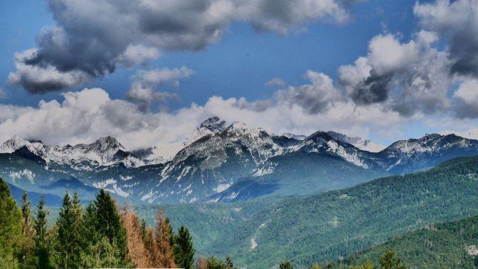 Alpy Julijskie, czyli Turbobus 1000 m n.p.m.